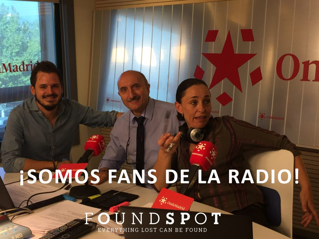 Founspot en Onda Madrid