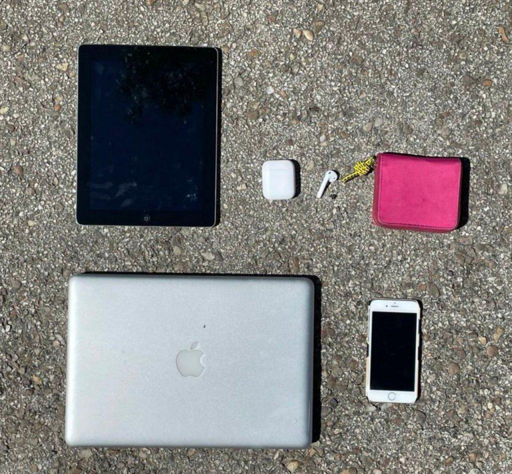 5 más objetos perdidos